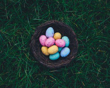 17 Unique Easter Egg Decorating Ideas