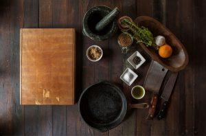 Kitchen set essentials