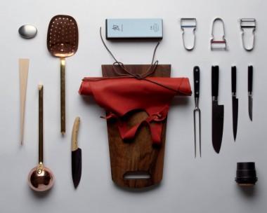 Malle W. Trousseau Kitchenware set – Complete trunk